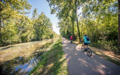 À bicyclette… Un territoire à découvrir