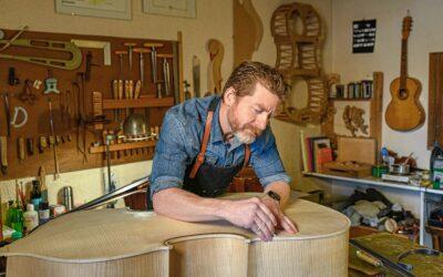 Un luthier à la corde sensible